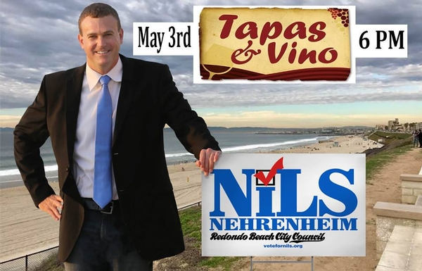 Tapas and Vino; A Night in the Riviera!