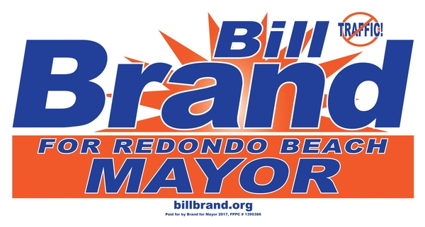 Bill Brand, Mayor of Redondo Beach